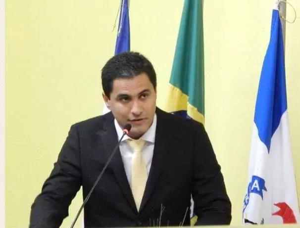 Prefeito de Itaberaba leva Mensagem do Executivo ao Legislativo