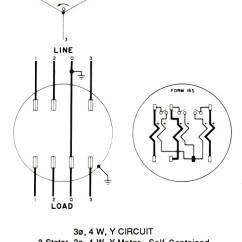 Ge Kilowatt Hour Meter Wiring Diagram Porsche 924 Form 2s Solid Datanet Co Kwh Diagrams