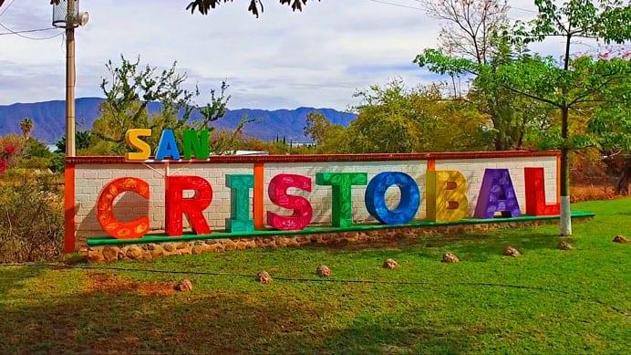 San Cristobal Zapotitlan 1
