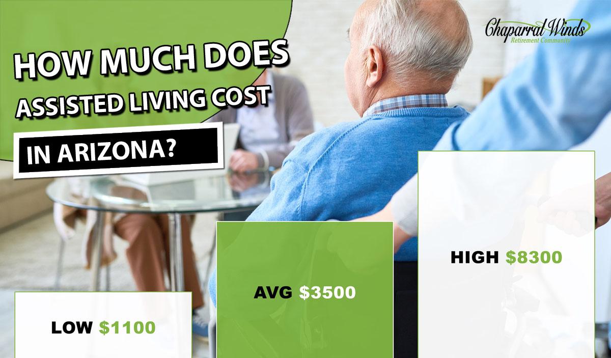 Assisted Living Cost Arizona 2019   Phoenix. Tucson. Surprise