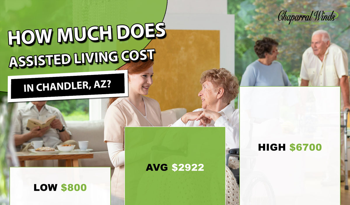 Assisted Living Cost Chandler. AZ   2019 Average Prices - CWRC