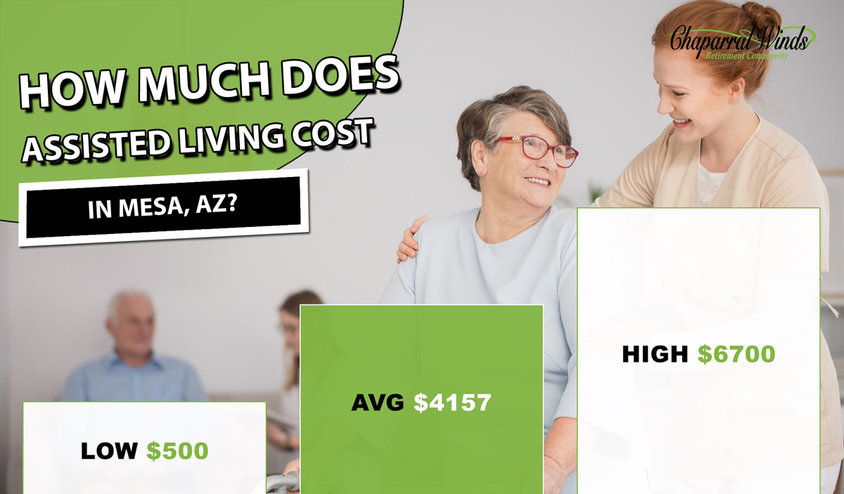 Assisted Living Cost Mesa. AZ   2019 Average Prices - CWRC