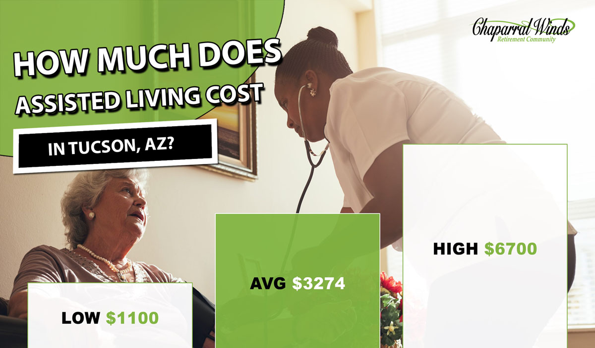 Assisted Living Cost Tucson. AZ   2019 Average Prices - CWRC