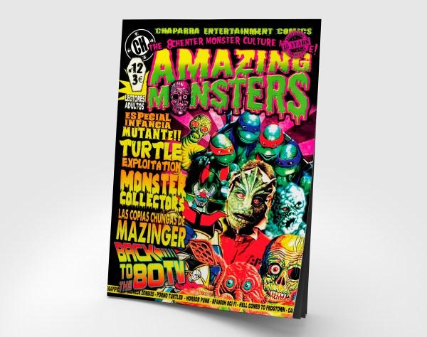 Amazing Monsters nº 12
