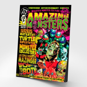 Amazing Monsters nº 12