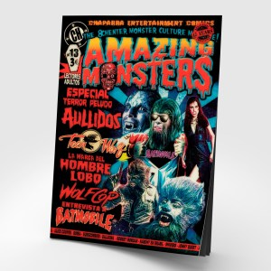 Amazing Monsters nº 13