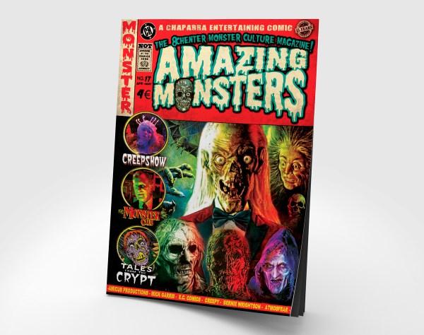 Amazing Monsters nº 17
