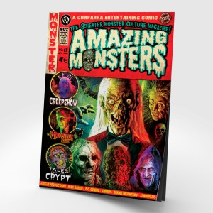Amazing Monsters nº 17