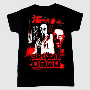 Camiseta de Brutal Dogo