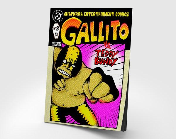 Gallito vs. Teddy Bundy (nº 3)