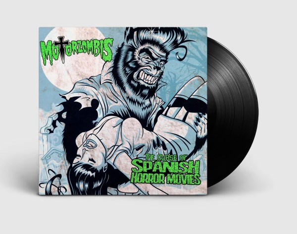 Motorzombis - LP - The Curse of Spanish Horror Movies