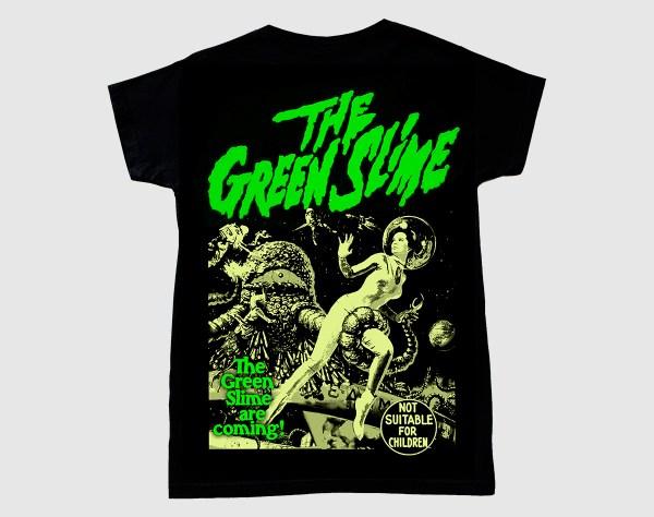 Camiseta The Green Slime