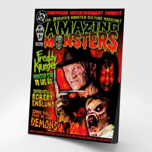 Amazing Monsters nº 666