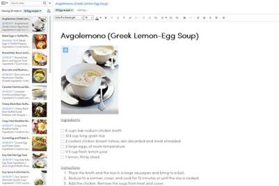 Egg healthy recipes