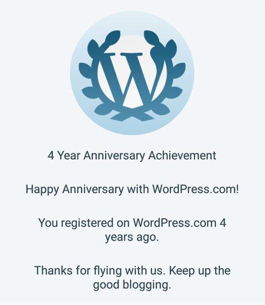 blog, anniversary, wordpress, recap, achievement, blog anniversary