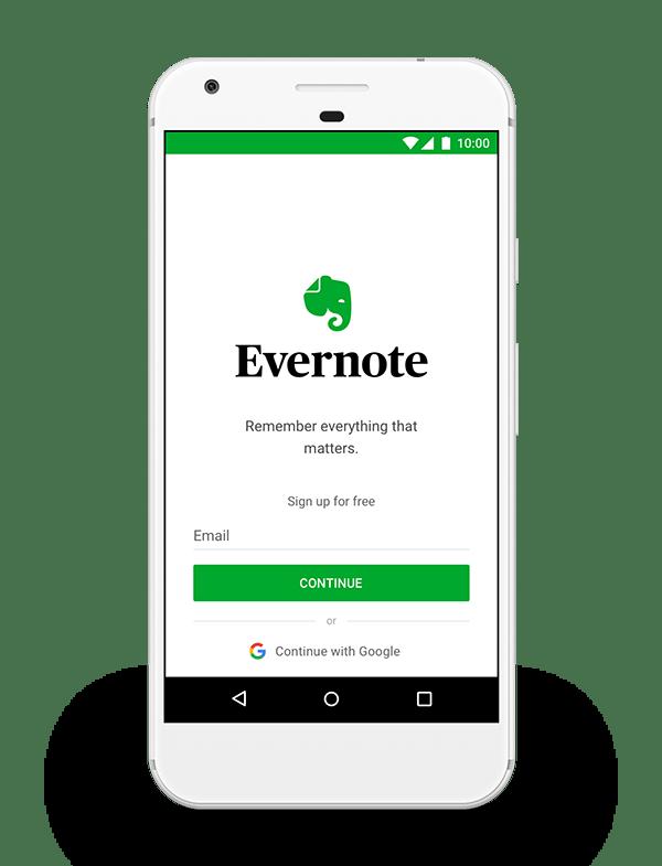 Entrenamiento personal para hombres, Evernote, diario de entrenamiento