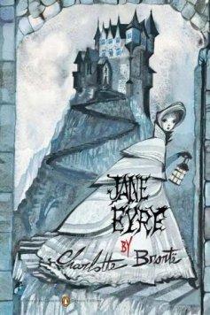 Jane Eyre - Charlotte Brontë (Cover by Ruben Toledo)