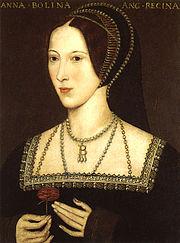 Anne Boleyn ou le Tudor