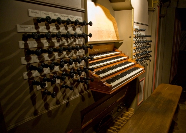 Organs  Duke University Chapel