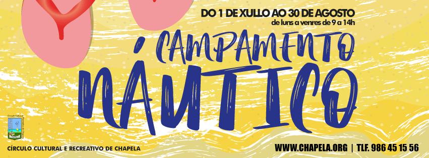 Campamento   2019   C. C. R. de Chapela