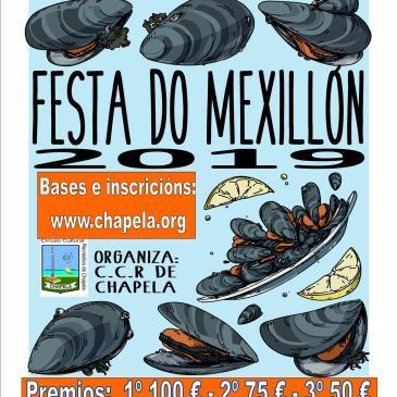 """Concurso gastronómico """"Festa do Mexillón 2019"""""""