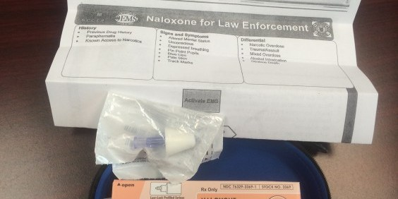 Carrboro Police Utilize Life-Saving Anti-Overdose Drug for 1st Time — Successfully