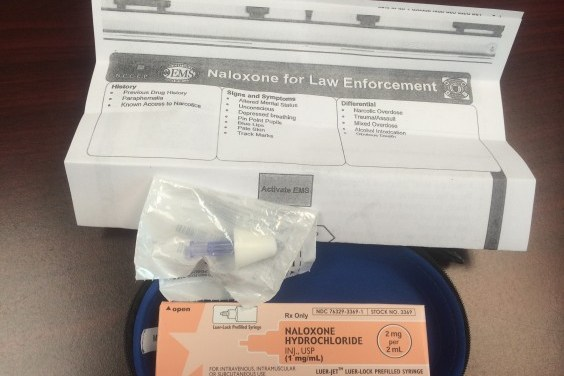 Chapel Hill Officials Reverse Overdose with Naloxone