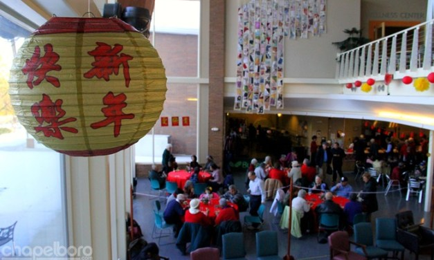 Lunar New Year at The Seymour Center