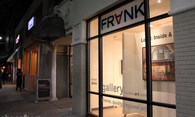 Artwalk at FRANK