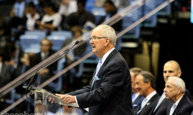 Chansky's Notebook: Tar Heels' Legend