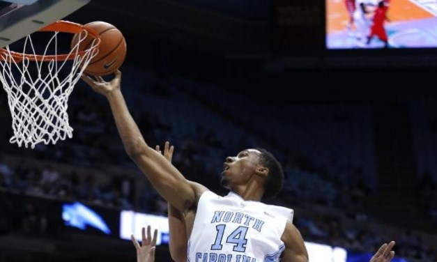 UNC's Desmond Hubert Out For Season