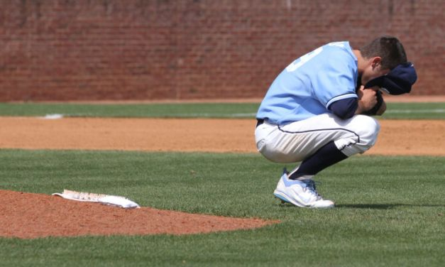 UCLA Offense Too Much for UNC in Series Clincher
