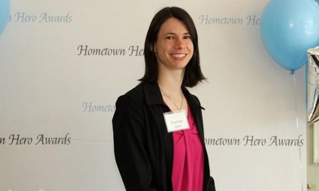 Shannon Gigliotti: Hometown Hero