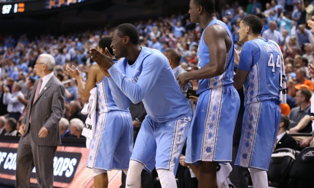 Tar Heels Touch Ground In LA Reaching For Stars