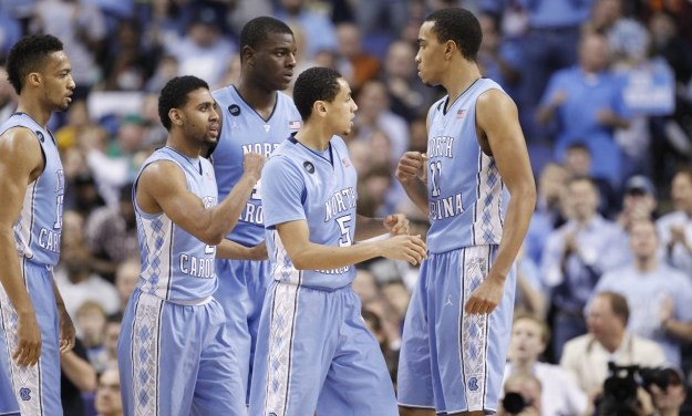 Sweet Caroline! Tar Heels Top Razorbacks To Advance