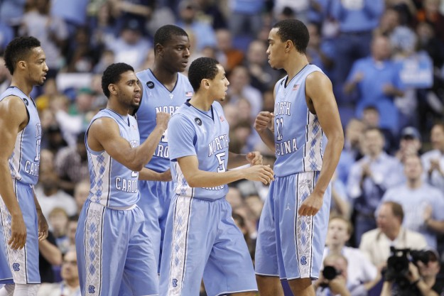 Tar Heels To Headline Veterans Classic At The Naval Academy