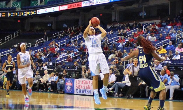 Heels Tumble Out of Tourney in OT Loss