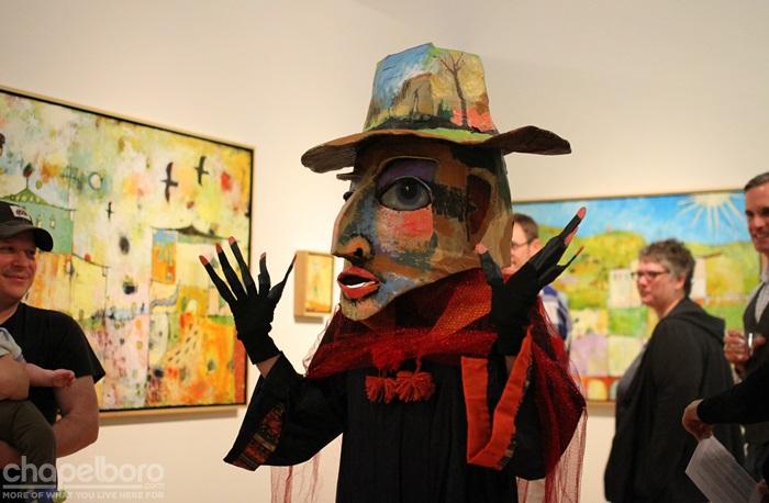 Jane Filer's Lucid Dreams at Tyndall Galleries
