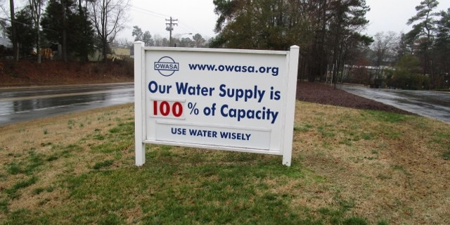 OWASA to Add Fluoride Back to Water Supply