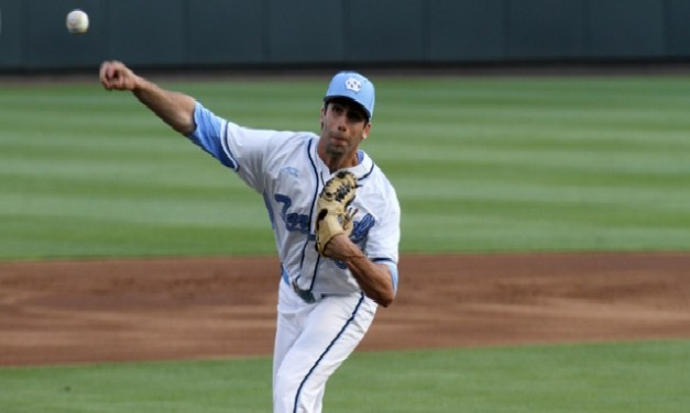 Moss Dominant as Tar Heels Complete Sweep of Boston College