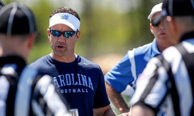 Confidence Growing For UNC Football In Queen City