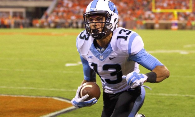 Who's the Next Mack Hollins? UNC Spring Practice Provides Springboard