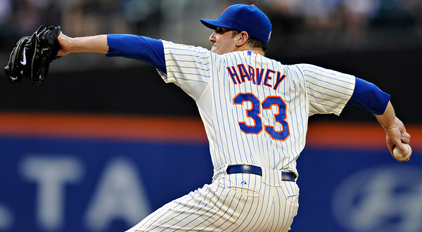 Chansky's Notebook: Mets Stick It To Dark Knight