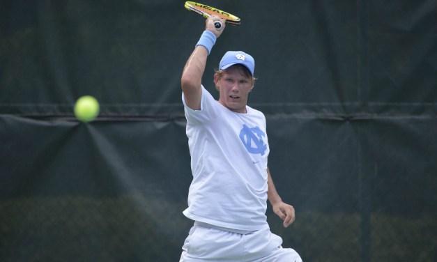 UNC Men's Tennis Falls in Quarterfinals