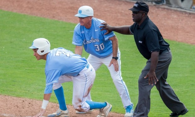 UNC Baseball Misses NCAA Tournament For First Time Since 2001