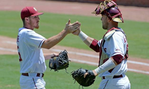 ACC Baseball Tournament: Bats Fall Flat, Tar Heels Downed by No. 13 FSU
