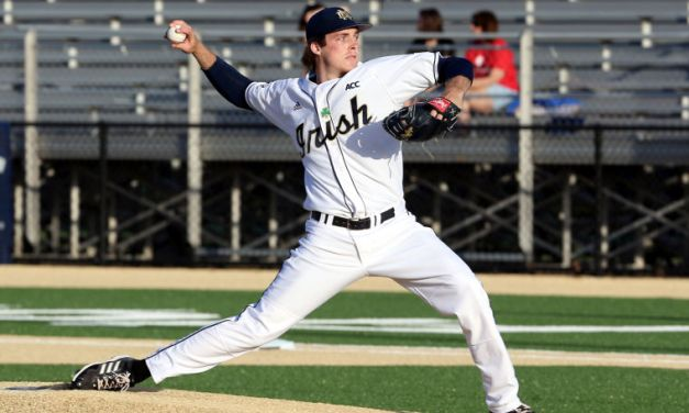 Notre Dame Sweeps Doubleheader Against UNC, Takes Series