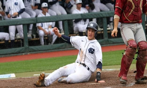UNC Baseball Hosts UNC-Asheville