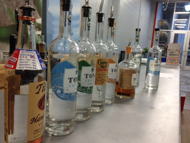 Bill Will Clear Way for Bottle Sales at Local Distillery