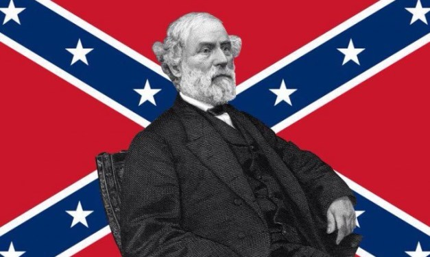 Hundreds Gather in Hillsborough to Support Confederate Flag